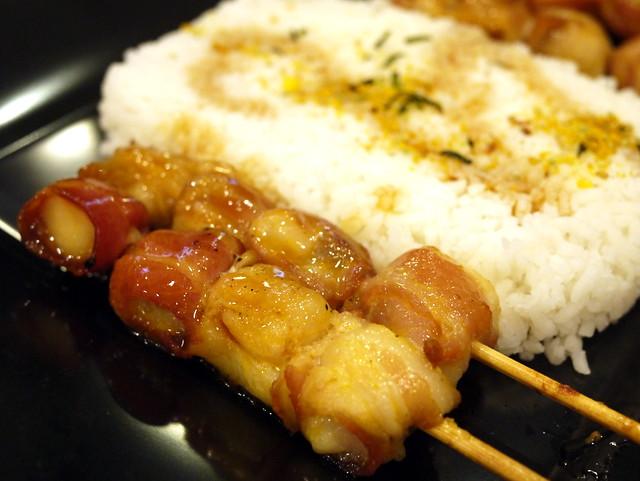 BBQ Republic- bacon wrapped fish P179-001