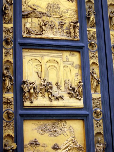 Gates of Paradise, Lorenzo Ghiberti, 1525-002