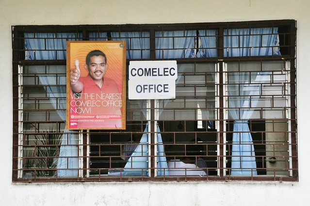 Comelec Office