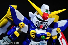 SD Archive Wing Gundam Unboxing Review (41)