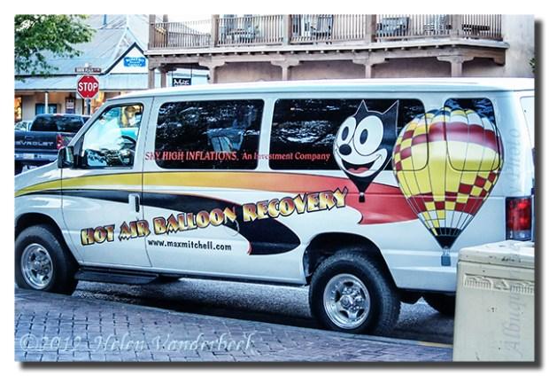 Balloon Van
