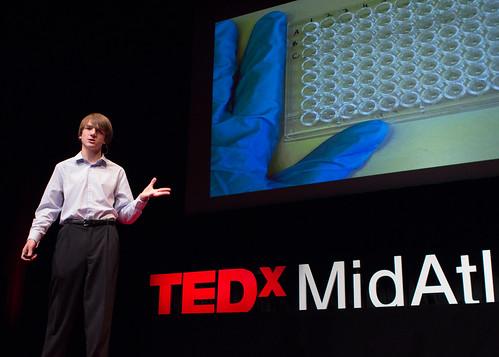 TEDxMidAtlantic 2012 -Jack Andraka