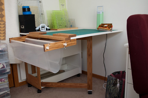 Tracey's Table's Cutting Table
