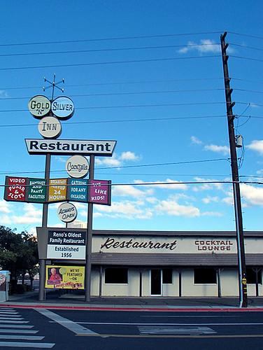 Gold 'N' Silver Inn - Reno