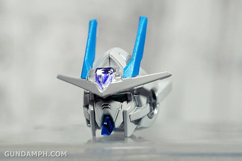 ANA 00 Raiser Gundam HG 1-144 G30th Limited Kit OOTB Unboxing Review (29)