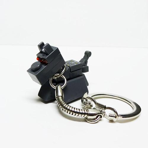 K9 keychain 1