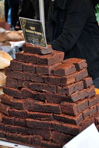 London - Borough Market - Brownie Tower