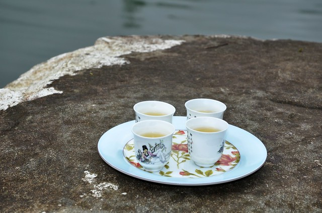 Saluyot Tea