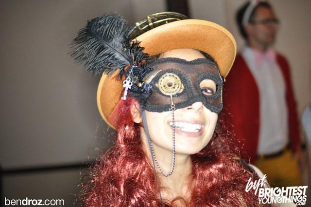 Oct 26, 2012-Halloween BYT36 - Ben Droz
