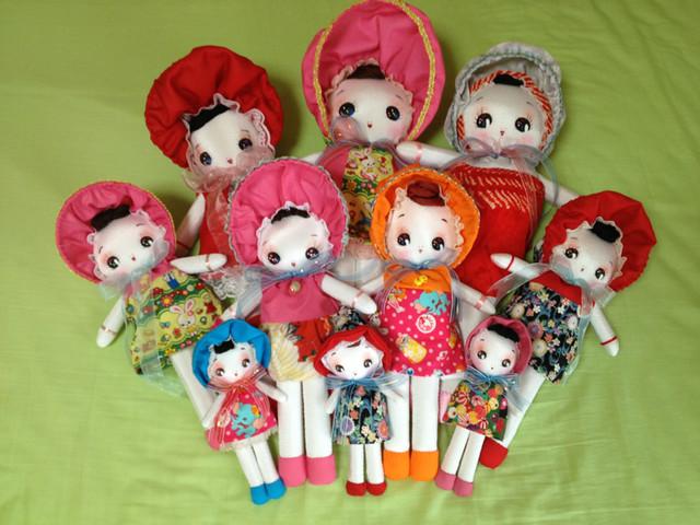 Photo:Bunka Doll 文化人形 By:@Style