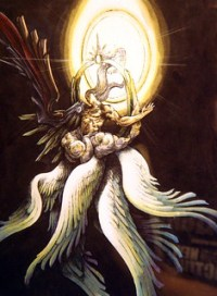 Sephiroth One-Winged Angel
