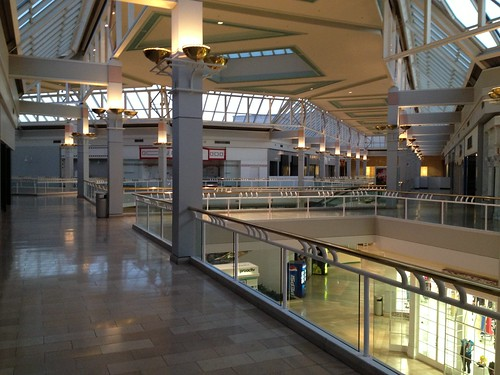 Second Floor, Owings Mills Mall