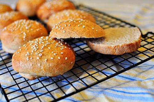 Hamburger Buns 4
