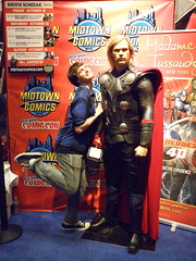 NYCC Rick and Thor