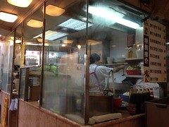 kitchen at a cha chang teng