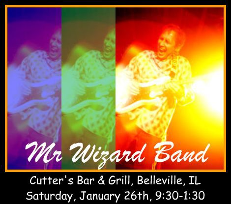 Mr Wizard band 1-26-13