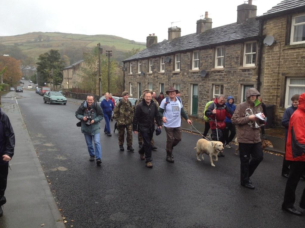 Mayor's Charity Walk