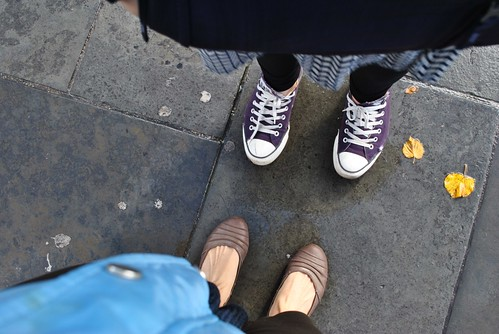 Edinburgh - Wet Feet