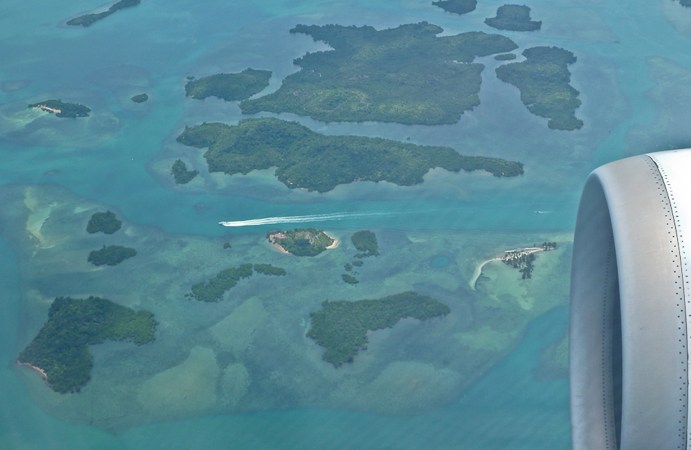 Island Flying
