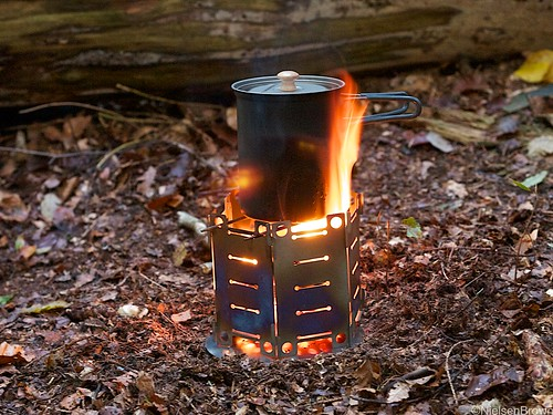 Honey Stove