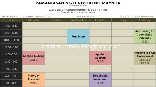 SCHEDULE-2NDSEM copy