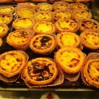Portuguese egg tarts - 蛋挞, 葡式蛋撻