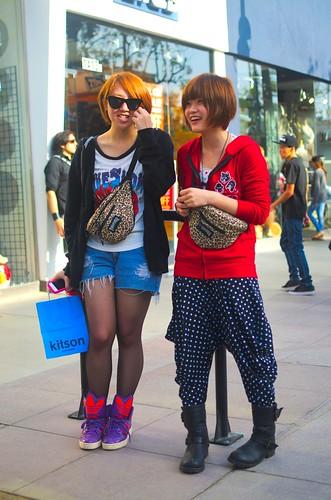 Asia style in Santa Monica