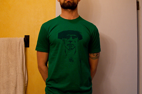 07c-Beuys_3rdPrint_greenOnGreen-tshirt_DSC_9512