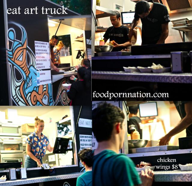 eat art truck