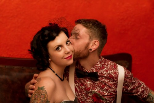 Mew Wedding - Ain't they sweet?