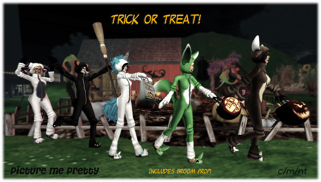 *PictureMePretty* Trick Or Treat