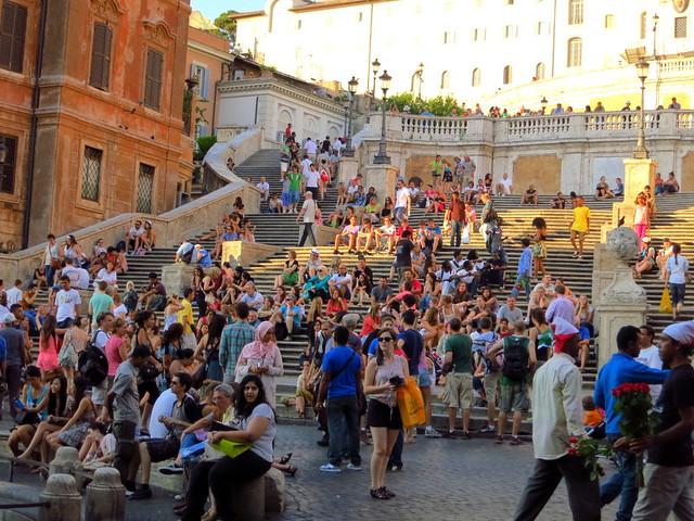 Spanish Steps