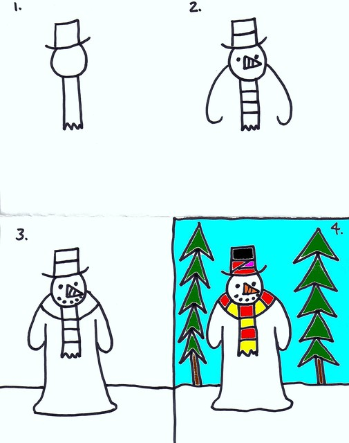 20 Snowman