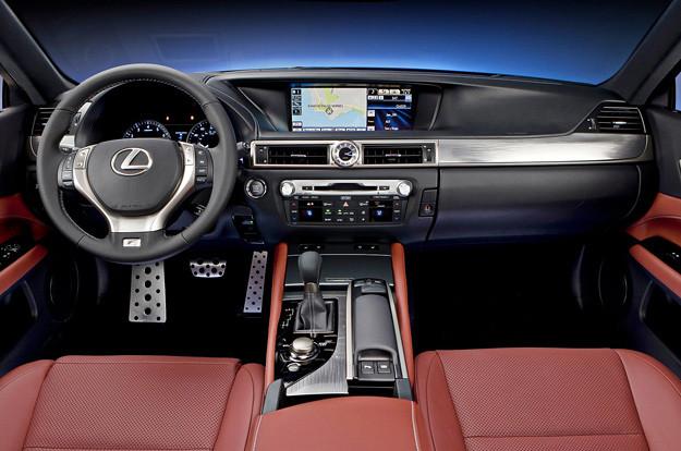 Lexus GS 350 F Sport 2013