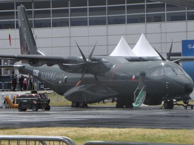 Military Aircraft at the 2010 Farnborough Air Show