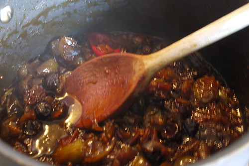 Nigel Slater's Mixed Tomato Chutney