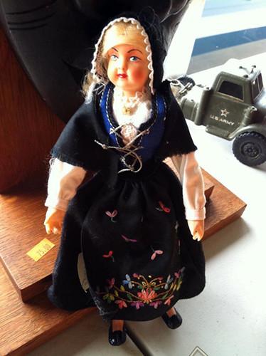 Danish doll