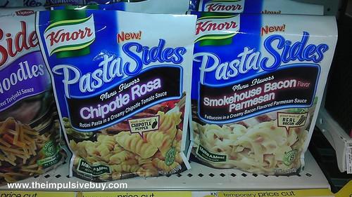 Knorr Menu Flavors Pasta Sides