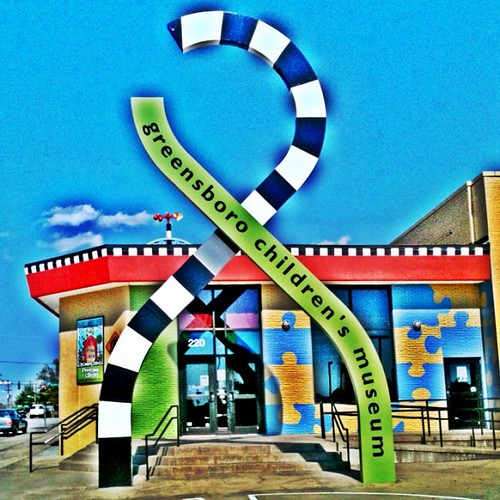 Greensboro Children's Museum by Greensboro NC