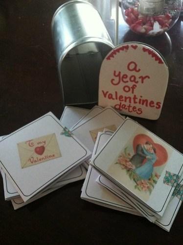 valentine dates 2013