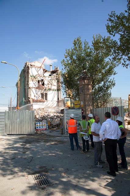 Demolicion edificio ferroviarios junto PIAC_10