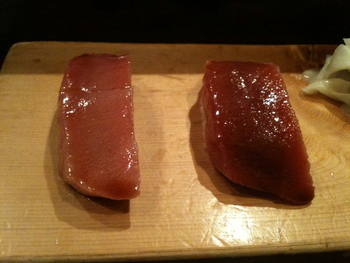 Chutoro, Bluefin Tuna