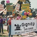 Dignity at San Diego Pride