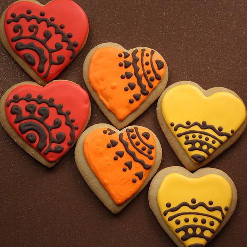 2012 11 Diwali Henna Cookies (3)