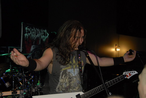 Matt Harvey of Exhumed