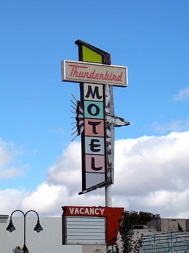 Thunderbird Motel - Reno