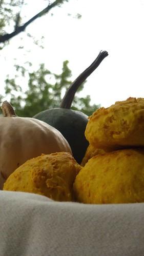 Pumpkin buns - Panini alla zucca