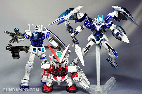 ANA 00 Raiser Gundam HG 1-144 G30th Limited Kit OOTB Unboxing Review (94)