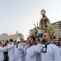 Procesiones Semana Santa Fuengirola