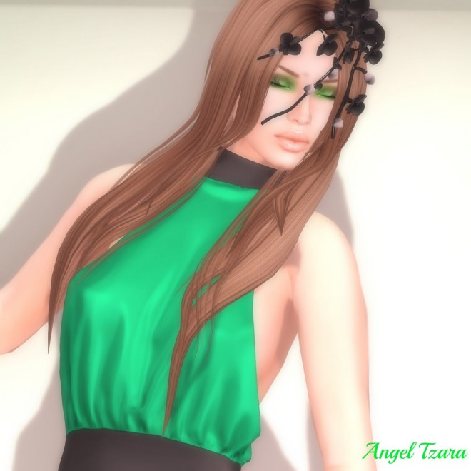 Emerald Glam (c)